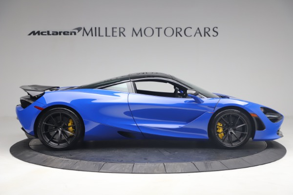 Used 2020 McLaren 720S Performace for sale $334,990 at Aston Martin of Greenwich in Greenwich CT 06830 8