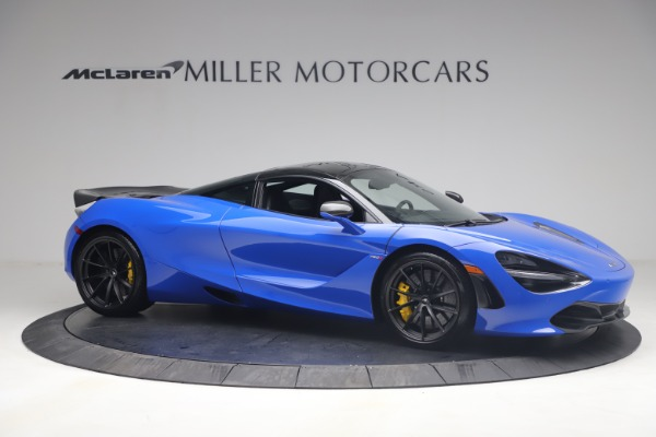 Used 2020 McLaren 720S Performance for sale $329,900 at Aston Martin of Greenwich in Greenwich CT 06830 9