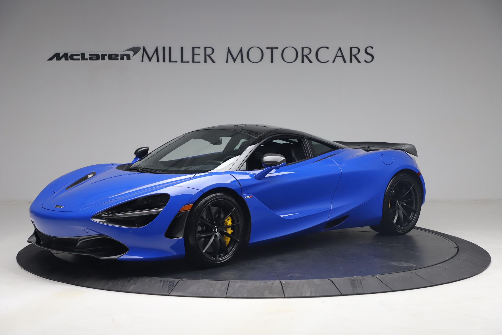 Used 2020 McLaren 720S Performance for sale $329,900 at Aston Martin of Greenwich in Greenwich CT 06830 1