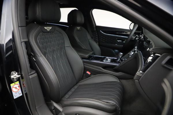 Used 2020 Bentley Flying Spur W12 First Edition for sale Sold at Aston Martin of Greenwich in Greenwich CT 06830 22
