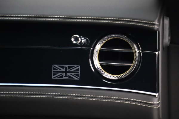 Used 2020 Bentley Flying Spur W12 First Edition for sale Sold at Aston Martin of Greenwich in Greenwich CT 06830 24
