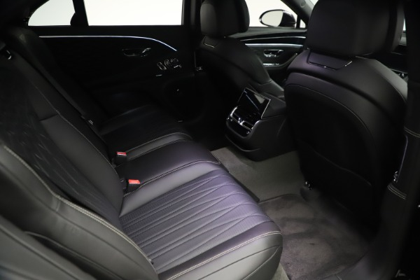 Used 2020 Bentley Flying Spur W12 First Edition for sale Sold at Aston Martin of Greenwich in Greenwich CT 06830 25