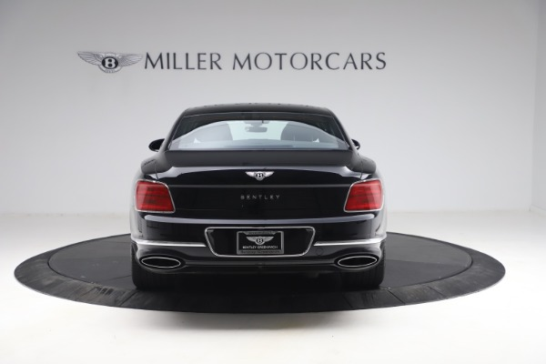 Used 2020 Bentley Flying Spur W12 First Edition for sale Sold at Aston Martin of Greenwich in Greenwich CT 06830 6
