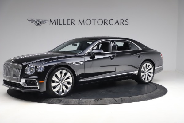 Used 2020 Bentley Flying Spur W12 First Edition for sale Sold at Aston Martin of Greenwich in Greenwich CT 06830 1