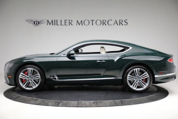 New 2020 Bentley Continental GT W12 for sale Sold at Aston Martin of Greenwich in Greenwich CT 06830 2