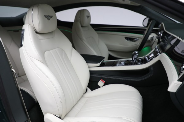 New 2020 Bentley Continental GT W12 for sale Sold at Aston Martin of Greenwich in Greenwich CT 06830 25