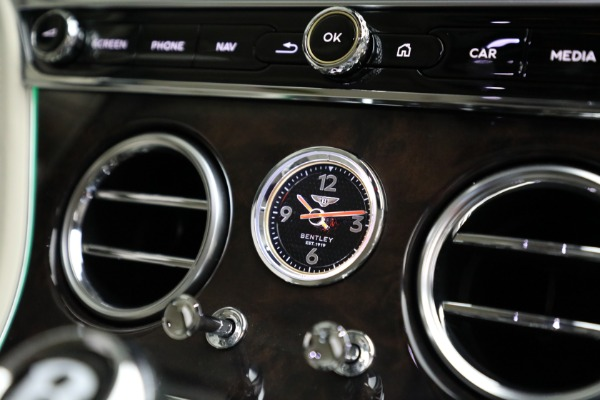 New 2020 Bentley Continental GT W12 for sale Sold at Aston Martin of Greenwich in Greenwich CT 06830 27