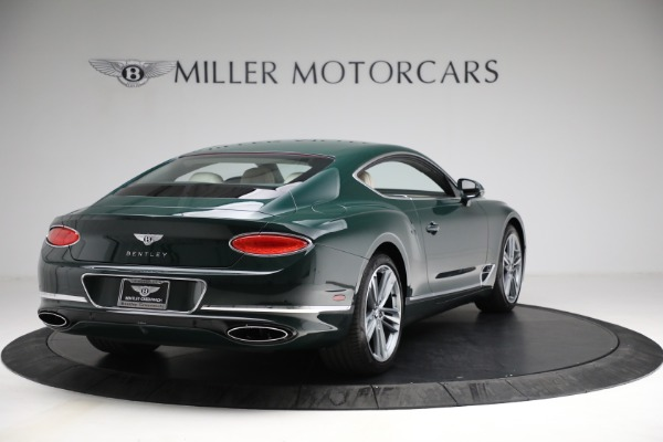 New 2020 Bentley Continental GT W12 for sale Sold at Aston Martin of Greenwich in Greenwich CT 06830 6