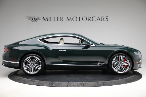 New 2020 Bentley Continental GT W12 for sale Sold at Aston Martin of Greenwich in Greenwich CT 06830 8