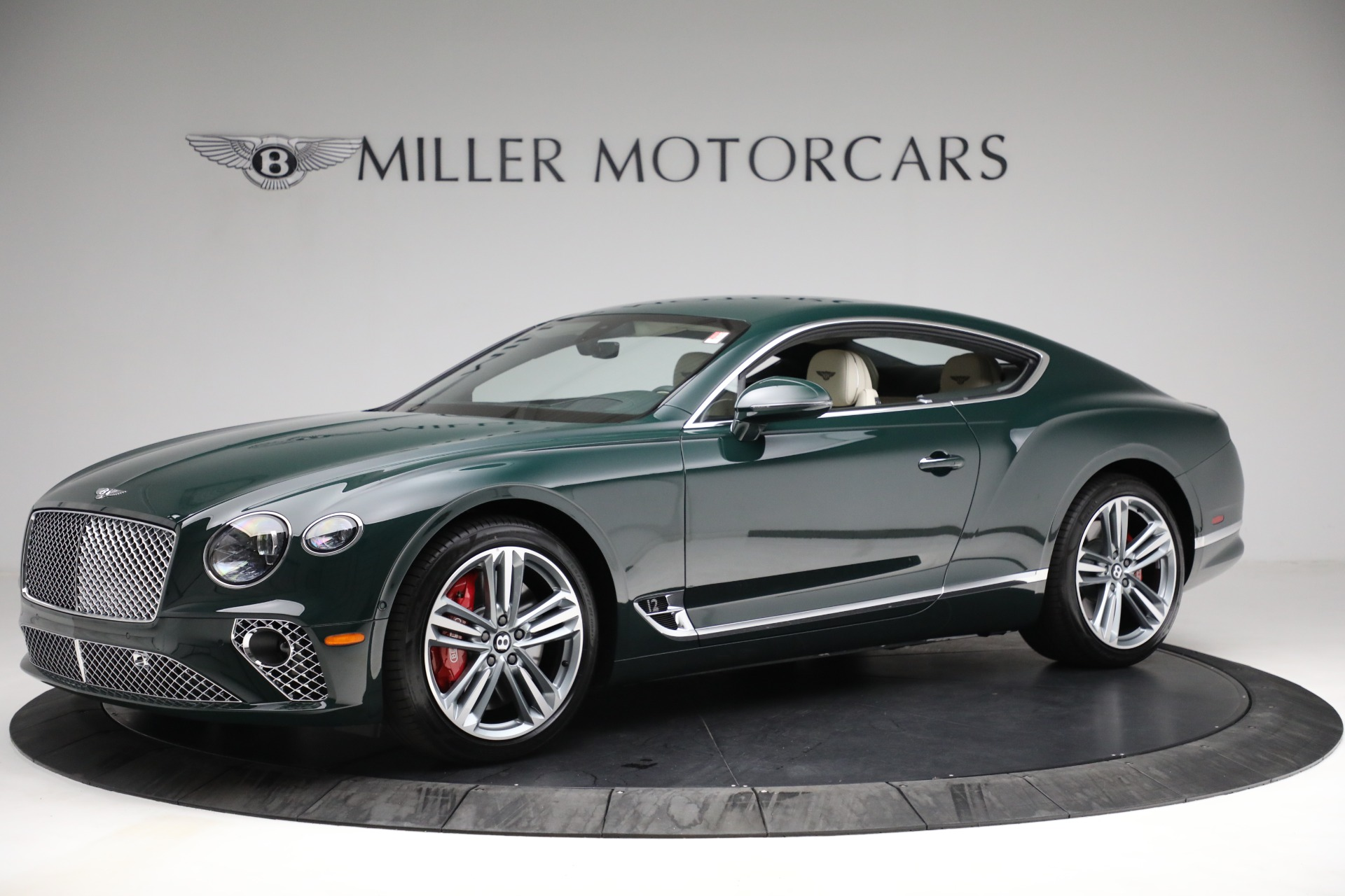 New 2020 Bentley Continental GT W12 for sale Sold at Aston Martin of Greenwich in Greenwich CT 06830 1