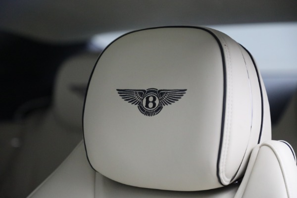 Used 2020 Bentley Continental GT V8 for sale $249,900 at Aston Martin of Greenwich in Greenwich CT 06830 20