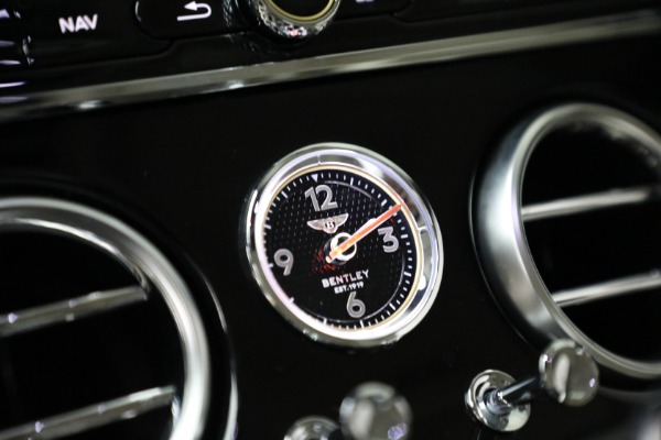 Used 2020 Bentley Continental GT V8 for sale $249,900 at Aston Martin of Greenwich in Greenwich CT 06830 22