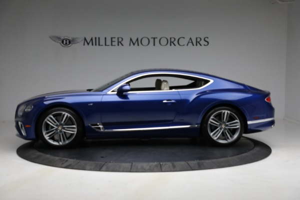 Used 2020 Bentley Continental GT V8 for sale $249,900 at Aston Martin of Greenwich in Greenwich CT 06830 3