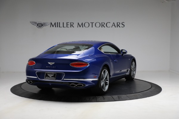 Used 2020 Bentley Continental GT V8 for sale $249,900 at Aston Martin of Greenwich in Greenwich CT 06830 7
