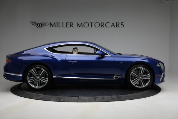 Used 2020 Bentley Continental GT V8 for sale $249,900 at Aston Martin of Greenwich in Greenwich CT 06830 9