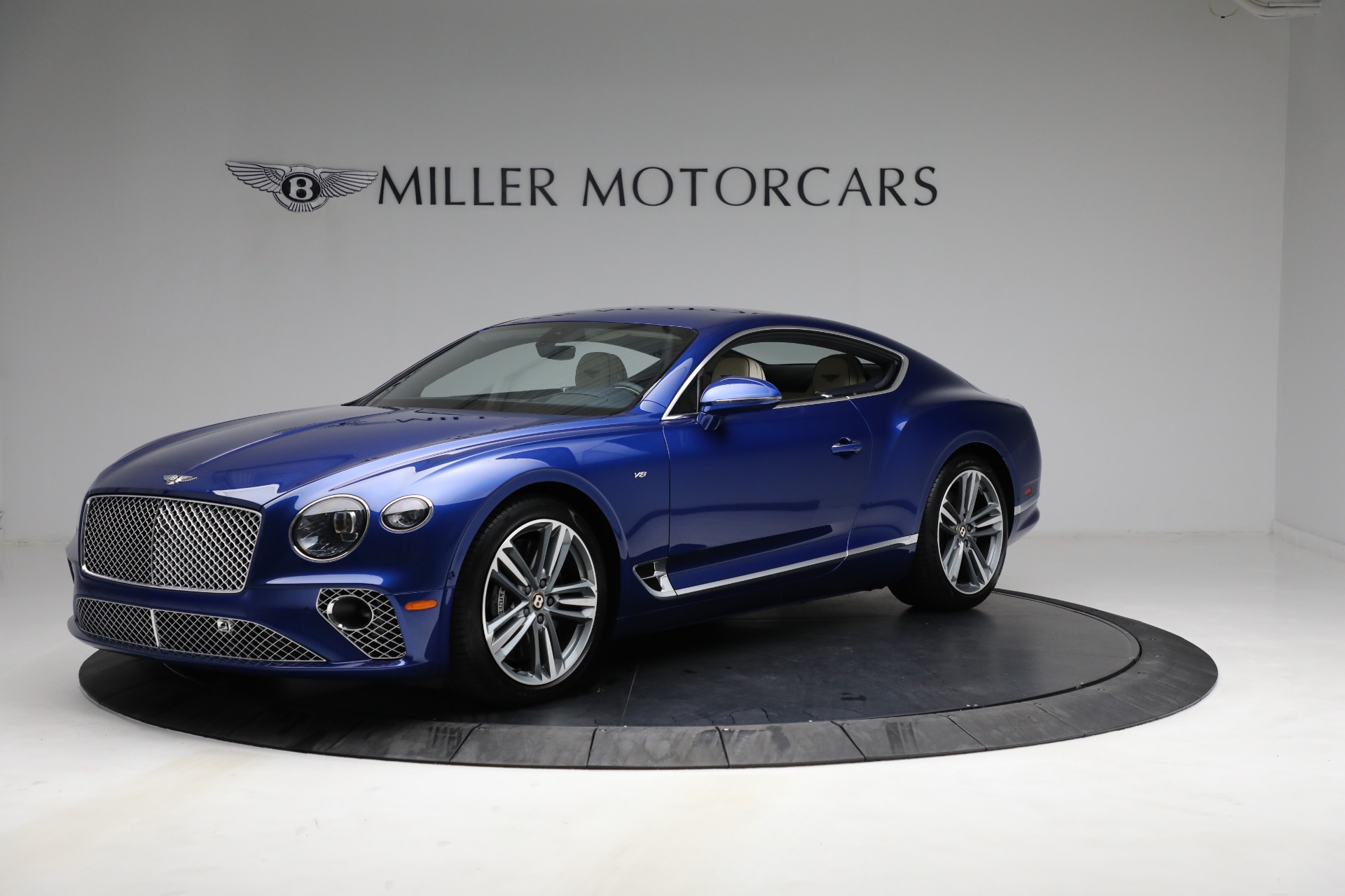 Used 2020 Bentley Continental GT V8 for sale $249,900 at Aston Martin of Greenwich in Greenwich CT 06830 1