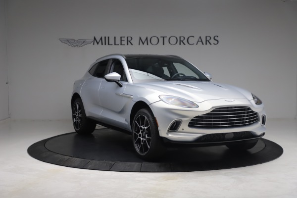 New 2021 Aston Martin DBX for sale $210,786 at Aston Martin of Greenwich in Greenwich CT 06830 10