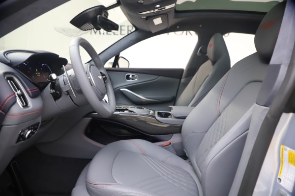 New 2021 Aston Martin DBX for sale $210,786 at Aston Martin of Greenwich in Greenwich CT 06830 12