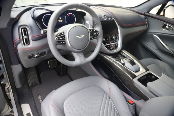 New 2021 Aston Martin DBX for sale $210,786 at Aston Martin of Greenwich in Greenwich CT 06830 13