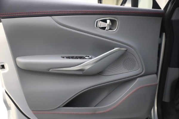 New 2021 Aston Martin DBX for sale $210,786 at Aston Martin of Greenwich in Greenwich CT 06830 15