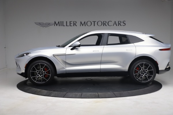 New 2021 Aston Martin DBX for sale $210,786 at Aston Martin of Greenwich in Greenwich CT 06830 2