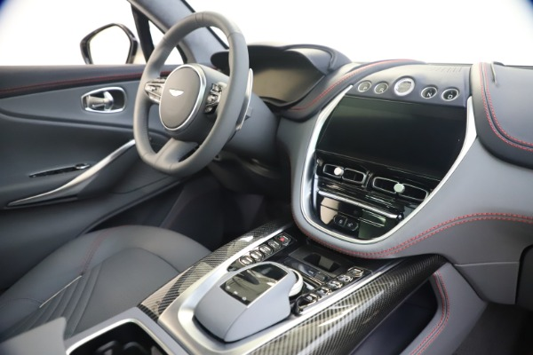 New 2021 Aston Martin DBX for sale $210,786 at Aston Martin of Greenwich in Greenwich CT 06830 20