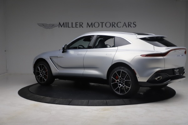 New 2021 Aston Martin DBX for sale $210,786 at Aston Martin of Greenwich in Greenwich CT 06830 3