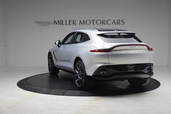 New 2021 Aston Martin DBX for sale $210,786 at Aston Martin of Greenwich in Greenwich CT 06830 4