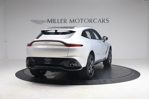 New 2021 Aston Martin DBX for sale $210,786 at Aston Martin of Greenwich in Greenwich CT 06830 6