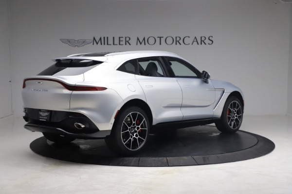 New 2021 Aston Martin DBX for sale $210,786 at Aston Martin of Greenwich in Greenwich CT 06830 7