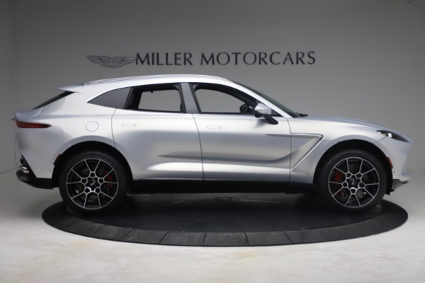 New 2021 Aston Martin DBX for sale $210,786 at Aston Martin of Greenwich in Greenwich CT 06830 8