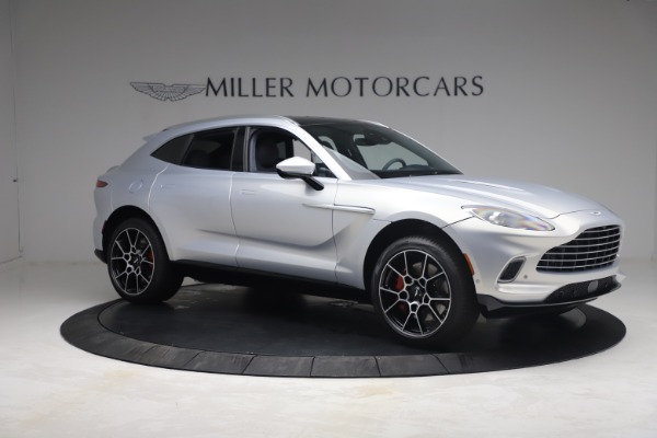 New 2021 Aston Martin DBX for sale $210,786 at Aston Martin of Greenwich in Greenwich CT 06830 9