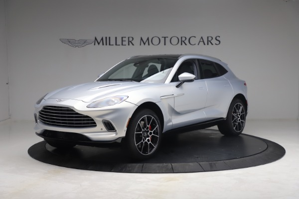 New 2021 Aston Martin DBX for sale $210,786 at Aston Martin of Greenwich in Greenwich CT 06830 1