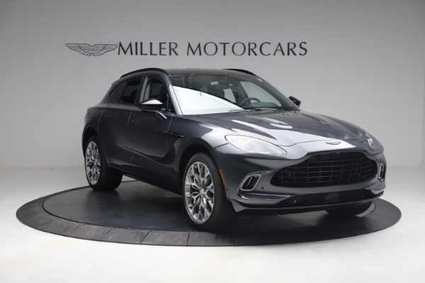 New 2021 Aston Martin DBX for sale $208,786 at Aston Martin of Greenwich in Greenwich CT 06830 10