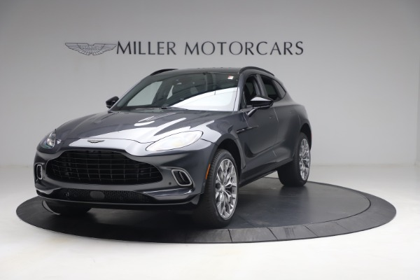 New 2021 Aston Martin DBX for sale $208,786 at Aston Martin of Greenwich in Greenwich CT 06830 12