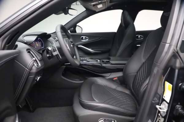 New 2021 Aston Martin DBX for sale $208,786 at Aston Martin of Greenwich in Greenwich CT 06830 13