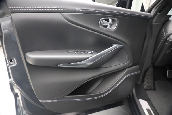 New 2021 Aston Martin DBX for sale $208,786 at Aston Martin of Greenwich in Greenwich CT 06830 16