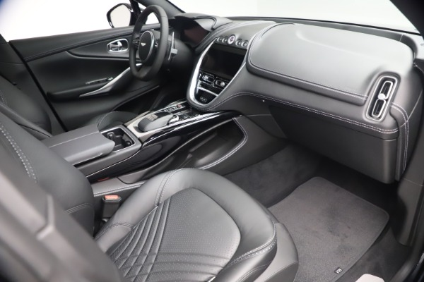 New 2021 Aston Martin DBX for sale $208,786 at Aston Martin of Greenwich in Greenwich CT 06830 19