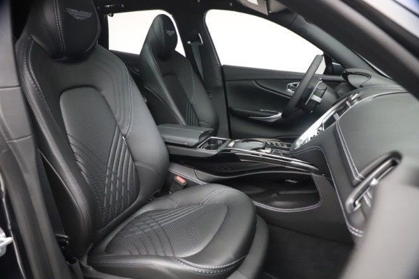 New 2021 Aston Martin DBX for sale $208,786 at Aston Martin of Greenwich in Greenwich CT 06830 20