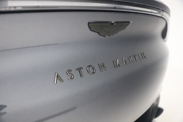New 2021 Aston Martin DBX for sale $208,786 at Aston Martin of Greenwich in Greenwich CT 06830 22