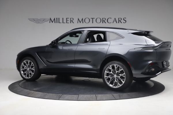 New 2021 Aston Martin DBX for sale $208,786 at Aston Martin of Greenwich in Greenwich CT 06830 3