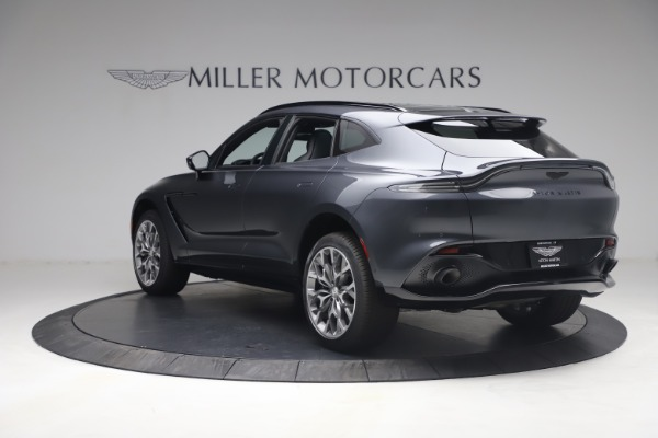 New 2021 Aston Martin DBX for sale $208,786 at Aston Martin of Greenwich in Greenwich CT 06830 4