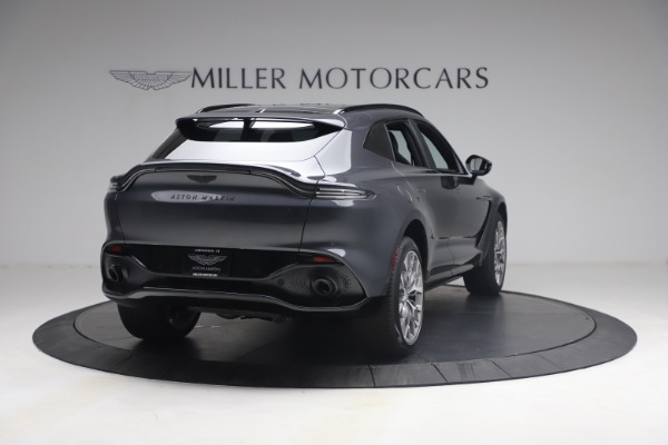 New 2021 Aston Martin DBX for sale $208,786 at Aston Martin of Greenwich in Greenwich CT 06830 6