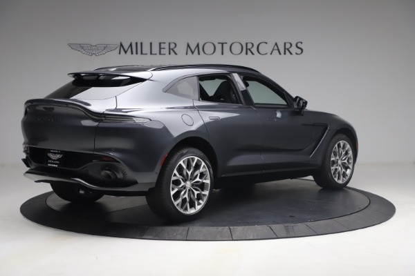 New 2021 Aston Martin DBX for sale $208,786 at Aston Martin of Greenwich in Greenwich CT 06830 7