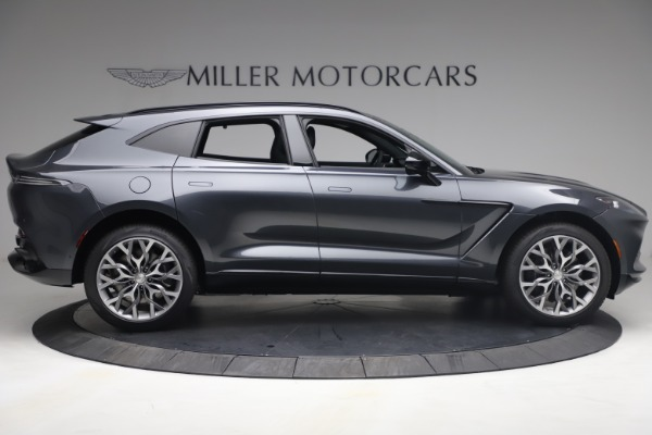 New 2021 Aston Martin DBX for sale $208,786 at Aston Martin of Greenwich in Greenwich CT 06830 8