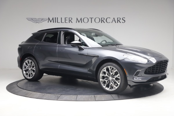 New 2021 Aston Martin DBX for sale $208,786 at Aston Martin of Greenwich in Greenwich CT 06830 9
