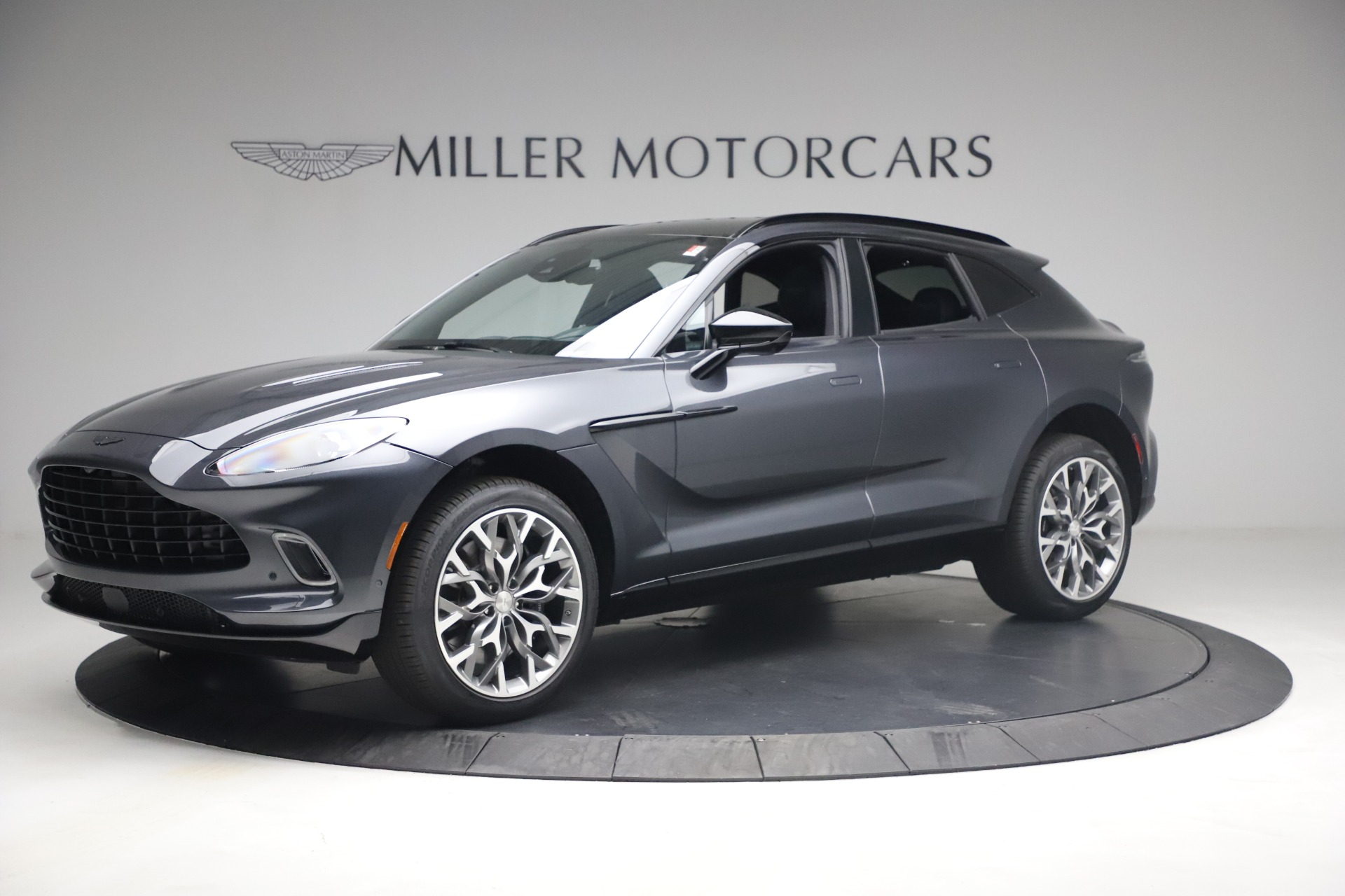New 2021 Aston Martin DBX for sale $208,786 at Aston Martin of Greenwich in Greenwich CT 06830 1