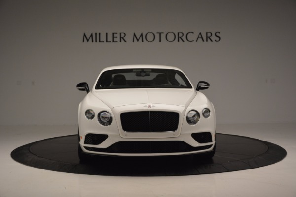 New 2017 Bentley Continental GT V8 S for sale Sold at Aston Martin of Greenwich in Greenwich CT 06830 12