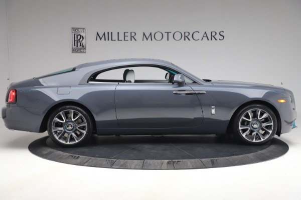Used 2021 Rolls-Royce Wraith for sale $444,275 at Aston Martin of Greenwich in Greenwich CT 06830 10