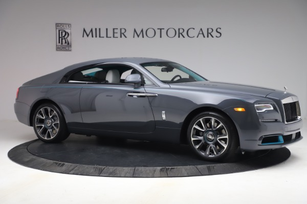 Used 2021 Rolls-Royce Wraith for sale $444,275 at Aston Martin of Greenwich in Greenwich CT 06830 11